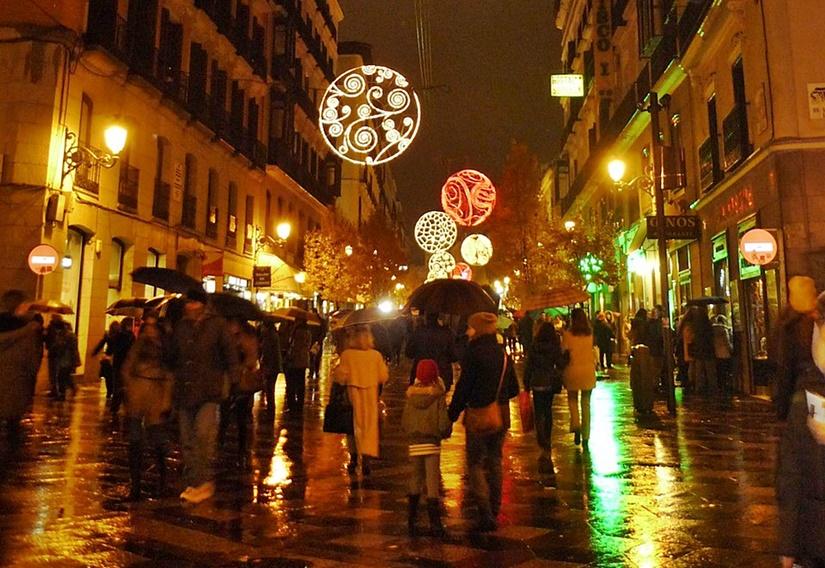 vacaciones-familias-monoparentales-mercadillos-navidad-españa
