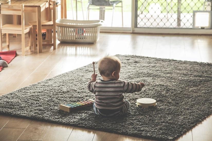 vacaciones monoparentales-la-musica-y-los-niños